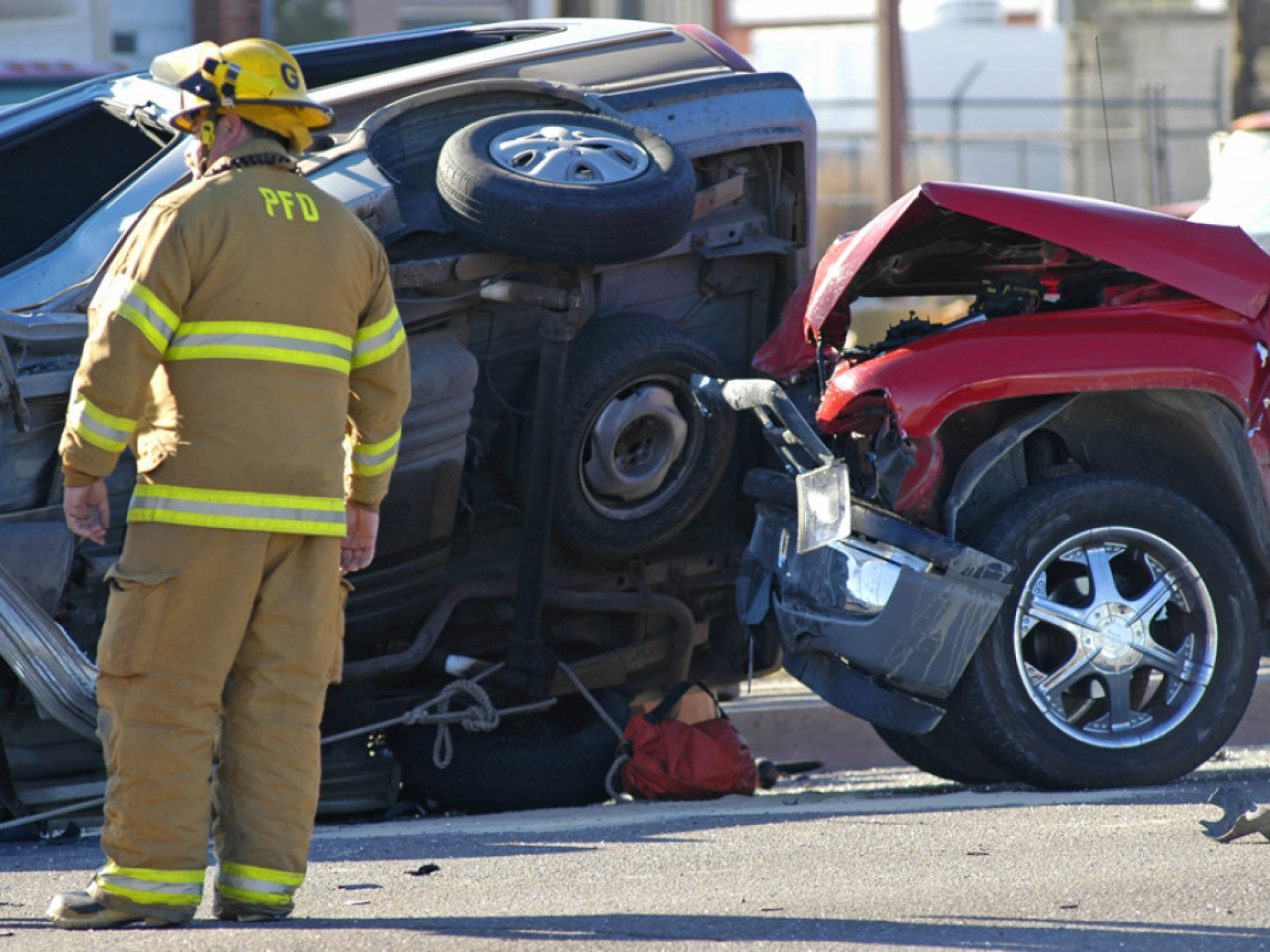 Experiencing Pain After An Auto Accident?